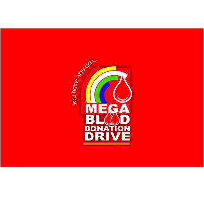 Mega Blood Donations Drive